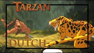 Tarzan - Two Worlds (Dutch + Subs)