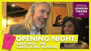Beautiful - The Carole King Musical opening night trailer
