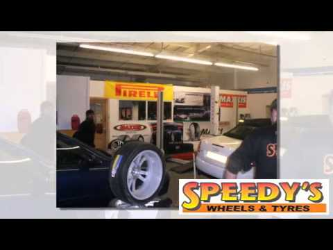 Garage Services - Speedys Wheels