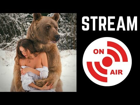 Of Bears and Men (Special Guest Meghan Markel)