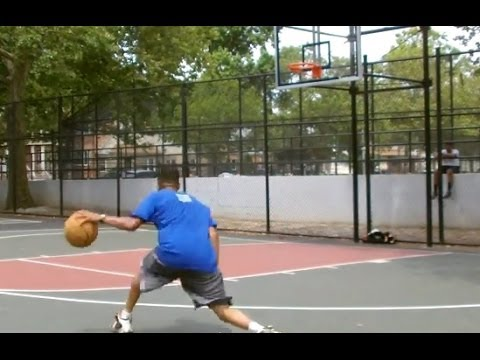 Crossover Drive in Layup Moves - Jumpshot Basketball Drills
