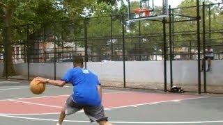 Crossover Drive in Layup Moves - Jumpshot Basketball Drills