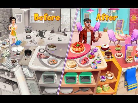 Restaurant Fever: Chef Cooking Games Craze 홍보영상 :: 게볼루션