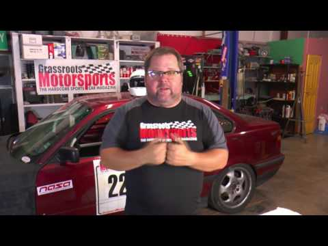 Grassroots Motorsports Asks: Which Head and Neck Restraint Is Best?