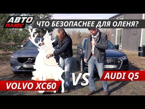 Лучший автомобиль 2018 года? Volvo XC60 VS Audi Q5   Выбор есть!