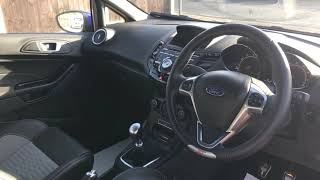 2015 FORD FIESTA 1.6 ST-3 FOR SALE | CAR REVIEW VLOG