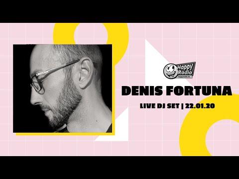 Download DENIS FORTUNA   HAPPY CLUB   LIVE DJ SET   HAPPY RADIO   22.01.20