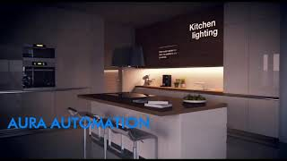 Smart Home by Aura Automation & Fibaro