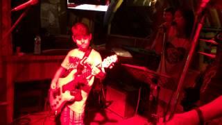 bartek gra na gitarze ac dc highway to hell w tajlandii guitar cover ac dc highway to hell
