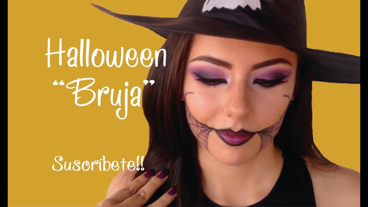 maquillaje de bruja youtube - Maquillaje Bruja