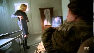 Madame Lalaurie learns the President is black.mp4