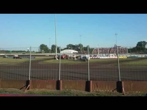 Lee County Speedway - Hot Laps - 6/2/17