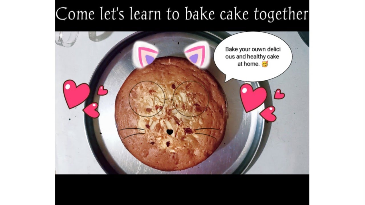 How to bake healthy cake at your home without Oven|Yami Puri Amy|