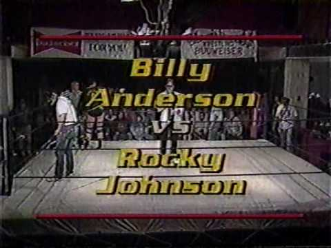 California Championship Wrestling August 3rd 1986