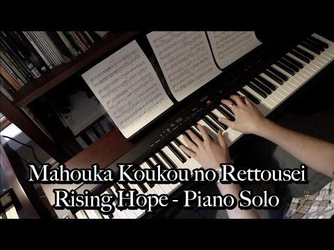 Mahouka Koukou no Rettousei - Rising Hope ~ Piano