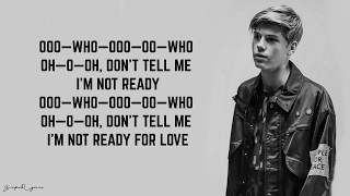 Ruel - Don't Tell Me (Lyrics)