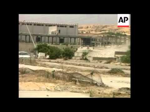 WRAP Mtg of PM Haniyeh, Hamas cabinet, Israeli tanks roll up, Johnston bite