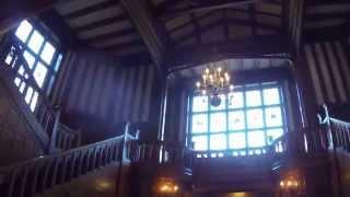 Royal Roads: Inside Castle