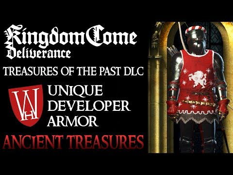 Kingdom Come: Deliverance - Treasures of the Past (Warhorse Studios unique armor)