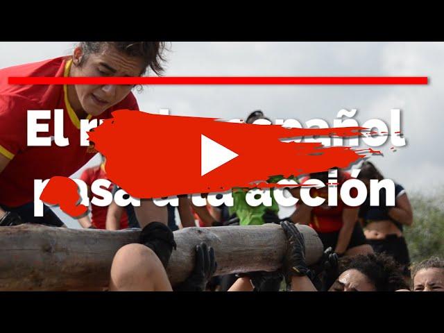 El rugby español pasa a la acción