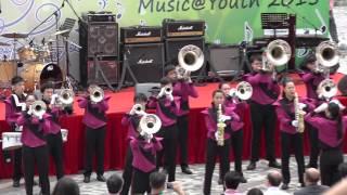 Music@Youth 2015 - 00 黃棣珊紀念中學銀樂隊