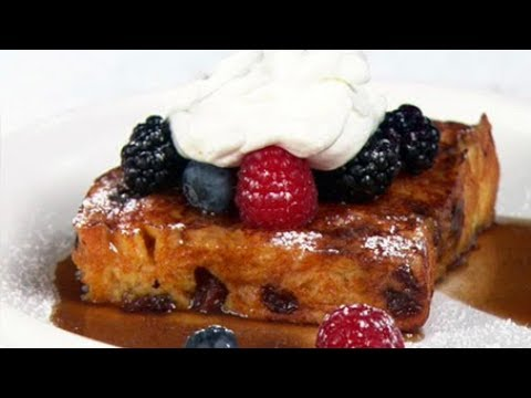 How to Make Giada's Panettone French Toast | Food Network
