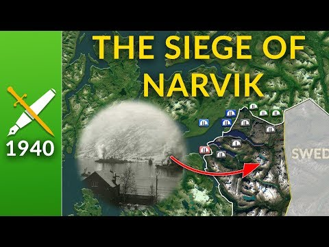 Norway 1940: The Siege of Narvik