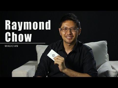 Raymond Chow - Magician