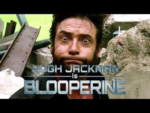 X-Gags Origins: Blooperine | Hugh Jackman