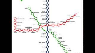 видео Карта метро Києва. Консьєрж сервіс 24/7