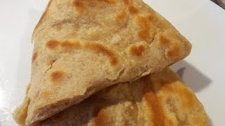 How to Make Wholemeal Chapati - Kenyan Style!