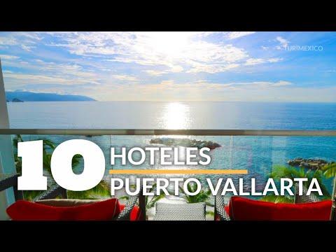 Top 10 Hoteles en Puerto Vallarta