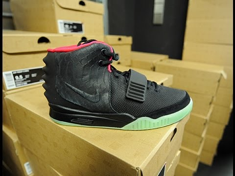 The Nike Air Yeezy 2 In Review