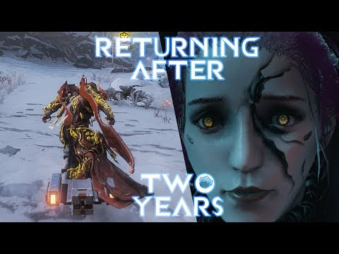 WARFRAME Returning After 2 Years thumbnail