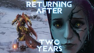 WARFRAME Returning After 2 Years
