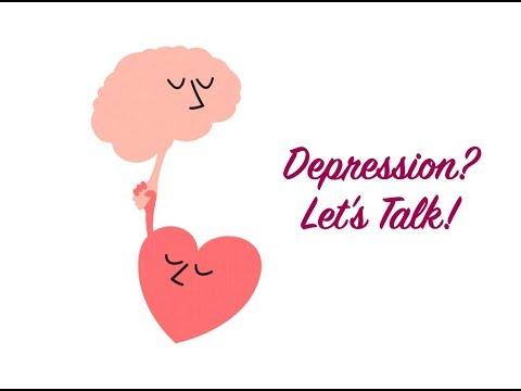 Depression- Let's talk!