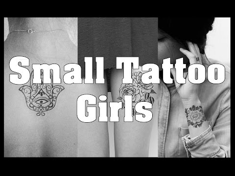 Small Tattoo And Cute Tattoos for Girls