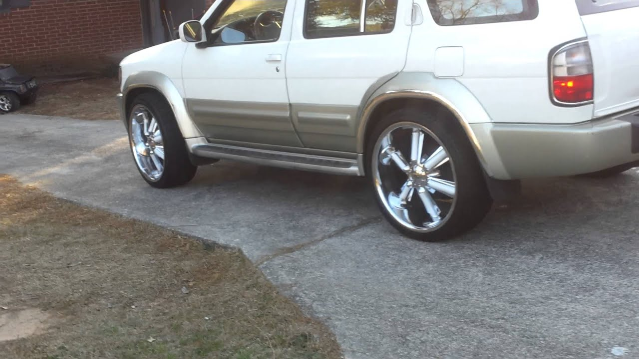 1997 infinity on 22s for sale 4000 youtube 1997 infinity on 22s for sale 4000 vanachro Gallery