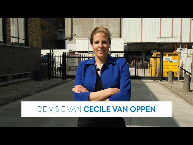 De visie van Cécile van Oppen (Copper8) | Transitieteam Circulaire Bouweconomie