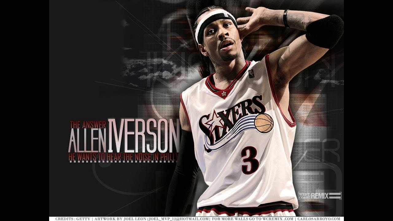 "Allen Iverson -My Career- HD Mix ""I Am The Answer"" Tribute ..."