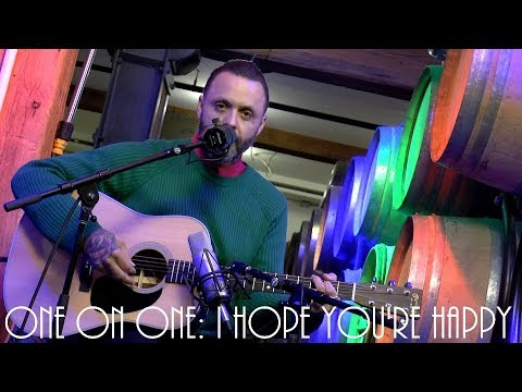 Cellar Sessions: Justin Furstenfeld of Blue October - I Hope You're Happy 04/12/18 City Winery