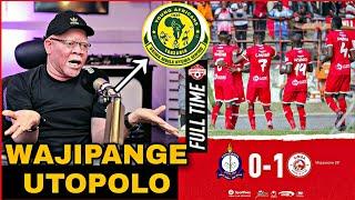 """Alichokisema Manara Baada Ya Simba Kupata Ushindi 1-0 """"Hizi Ni Salamu Kwa Utopolo...."""