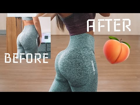 SLIM THICK | EXERCISES TO GROW YOUR GLUTES | MY JOURNEY