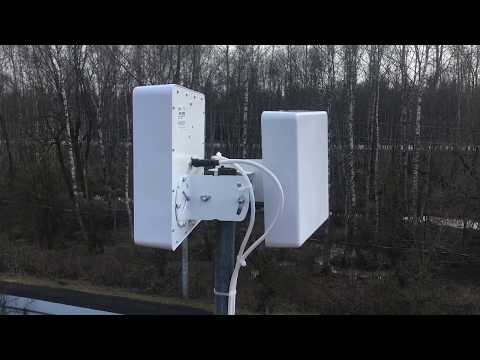 Усиление сотового интернета и голоса на даче  KROKS