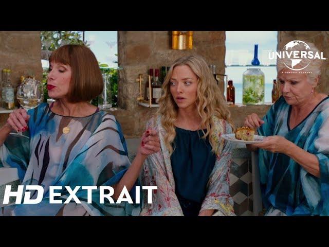 """Mamma Mia : Here We Go Again / Extrait """"Angel Eyes"""" VOST [Au cinéma le 25 juillet]"""