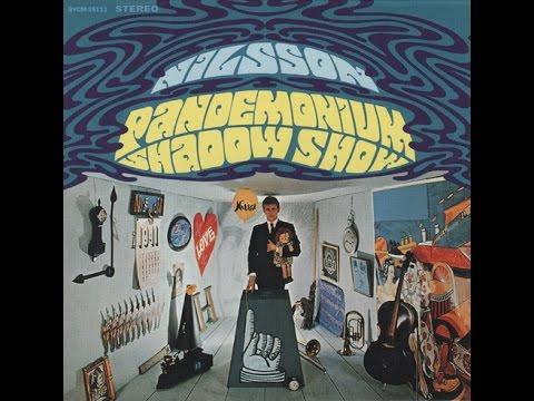 Harry Nilsson - Pandemonium Shadow Show (Japanese issue/Full Album) 1967