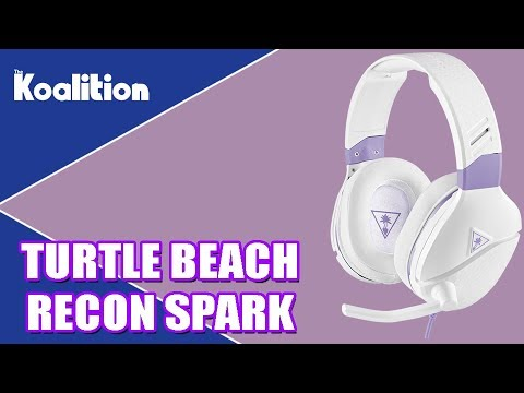 Turtle Beach Recon Spark Unboxing and Impressions - The Koalition
