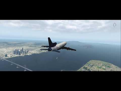 FlightJobs Lockheed L1011 200 from KOAK to KSEA