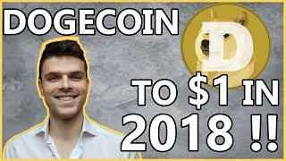 Will Dogecoin go up 10000% in 2018??? WTF! Check it out!