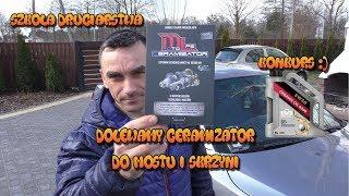 Szkoła Druciarstwa Dolewamy Ceramizator do Skrzyni i Mostu Konkurs Wazzup :)